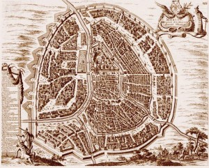 Moskva 17 vek